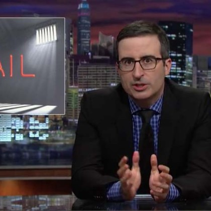 John Oliver Takes on the Bail System