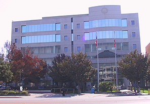 Santa Clara Hall of Justice